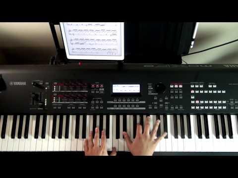 Beauty and the Beast Prologue - Alan Menken - Piano Version + SHEETS