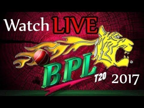 BPL 2017 hdDhaka Dynamites vs Rangpu=All credit goes to Gazi Tv and Copyright from Gazi Tv  21/11/17