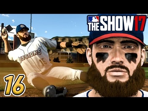 STARKS SHINES ON DEFENSE!  - MLB The Show 17 Road to the Show Ep.16