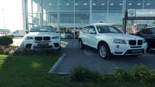 Bavaria Motors promo film