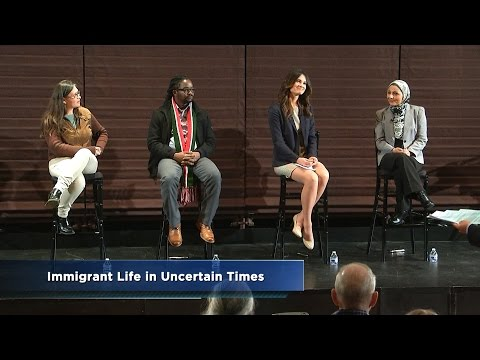 Immigrant Life in Uncertain Times - A MOHAI Community Conversation