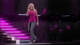 Country singer Angie Broberg