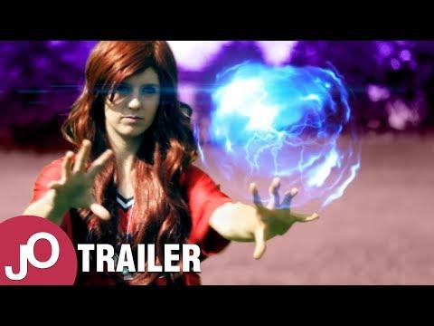 The Enchanted Web Series Official Trailer (2015 - HD) [Supernatural/Fantasy/Teens]