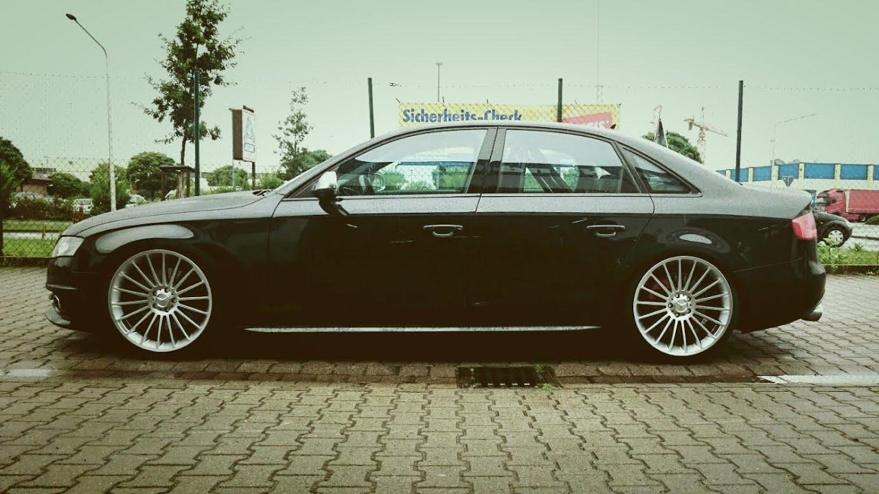 Audi A4 B8 Custom Wheels Hd Youtube