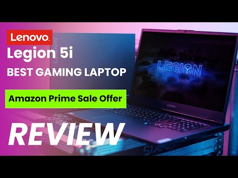 Lenovo Legion 5i Review Best Gaming Laptop powered by 10th Gen Core i7, NVIDIA GTX 1650 4GB Graphics