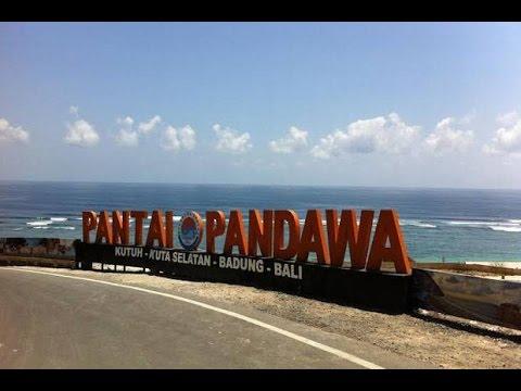 pantai pandawa bali tourism indonesia