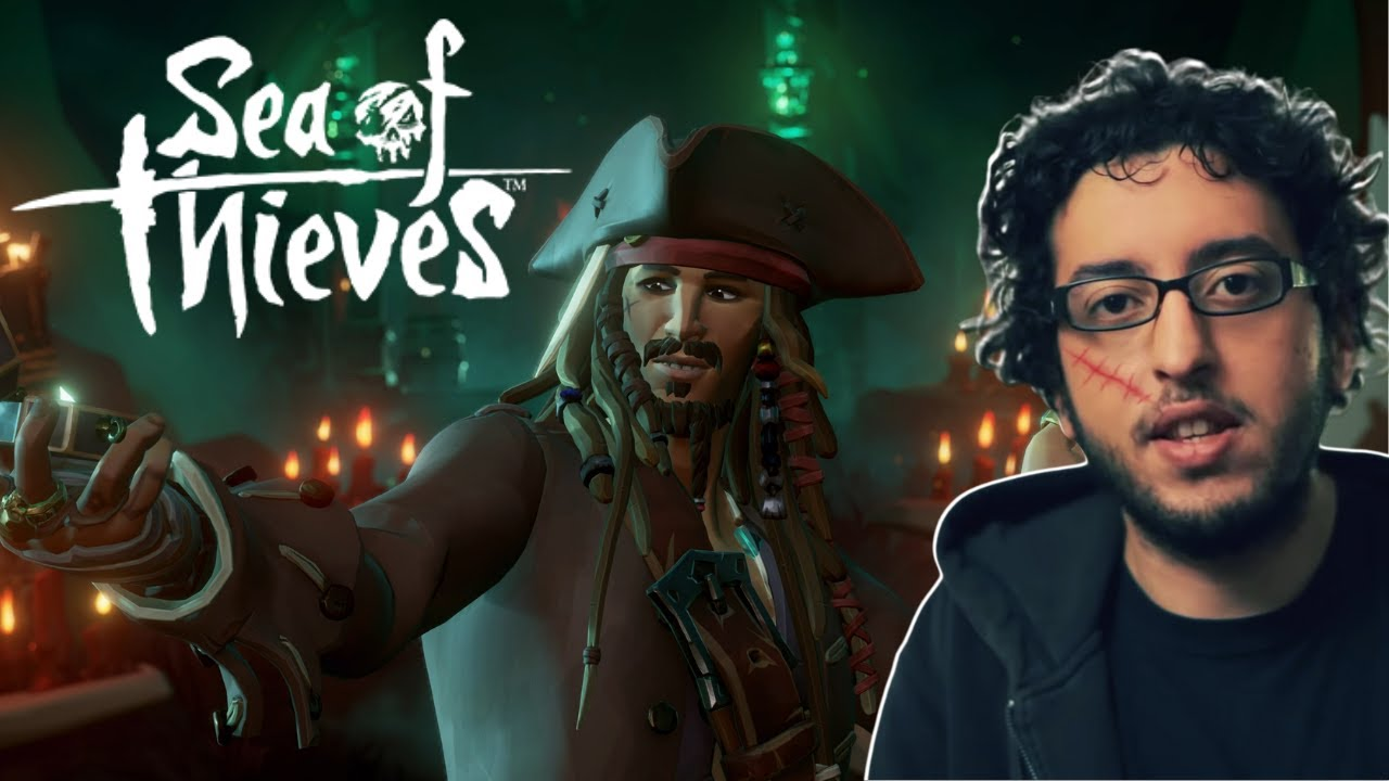 Karim Debbache - Sea of Thieves | Les pirates à Touille ft. Antoine, Fred et Seb. (29/06/2021)