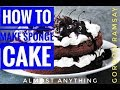 Gordon Ramsay's Fresh Ginger Sponge Cake Recipe | Almost Anything
