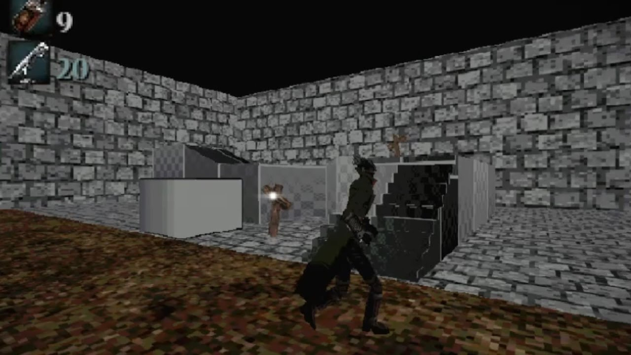 PS1 shader effect - Unreal Engine Forums