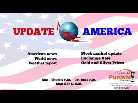 Update America 21 May 2018