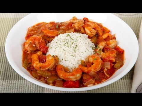 Homemade Shrimp Creole
