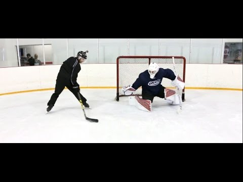 PAVEL BARBER VS. KANE VAN GATE Shootout Challenge