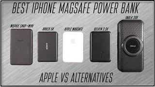 Best MagSafe Power Bank for the iPhone? | Apple Battery Pack vs Alternatives