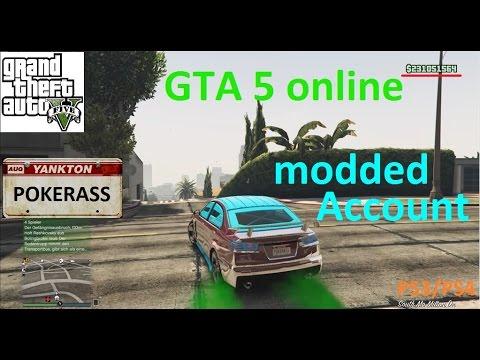 gta account übertragen