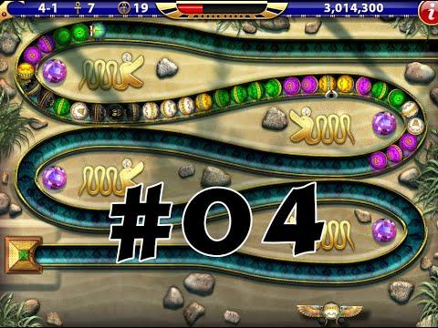 Luxor HD Expert Mode ! Episode #04 : Uraus Blackus Nefertari  
