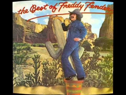 Freddy Fender  - Since I Met You Baby