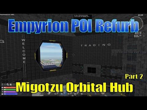 Creative POI Refurbish - Migotzu Orbital Hub Part 2 of ?