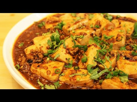 🔥 SPICE UP YOUR TOFU With this Mapo Tofu Recipe - Chinese / Sichuan Style Tofu!