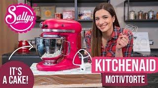 KitchenAid Torte- Ambiente 2019/ 100 Jahre Kitchen Aid / Sallys Welt