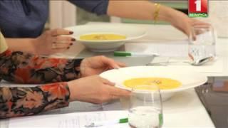 Oede Сливочный суп и ньокки с куриным филе 12 04 2014