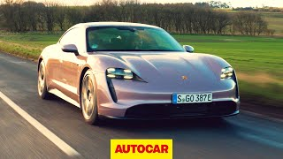 New Porsche Taycan rear-wheel drive review | Is this the best electric car? | Autocar