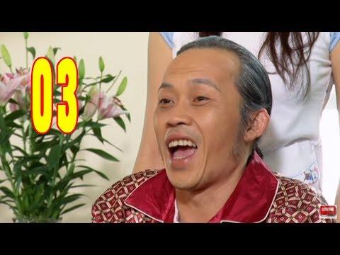 Phim Hài Hoài Linh | Ông già Lắm Chiêu - Tập 3 | Phim Hay 2017 Mới Nhất
