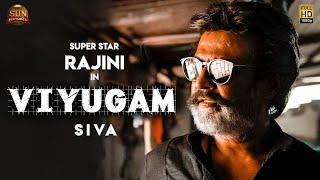 """Rajini""""s next movie is called 'Viyugam' ?   Latest Tamil Cinema News   Director Siva"""
