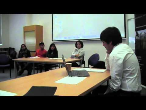 """""""The 2015 Indonesian Students Roundtable"""" (Session 2)"""
