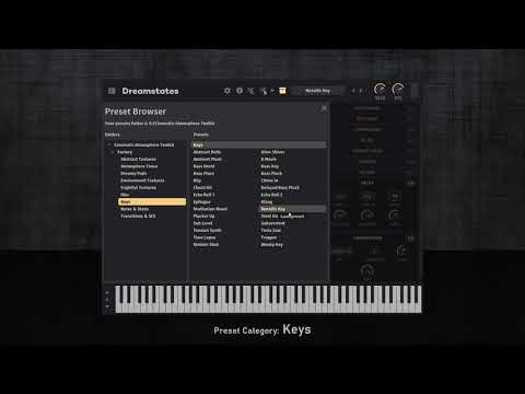 Cinematic Atmosphere Toolkit - Overview - Mirage VST/AU Library Collection