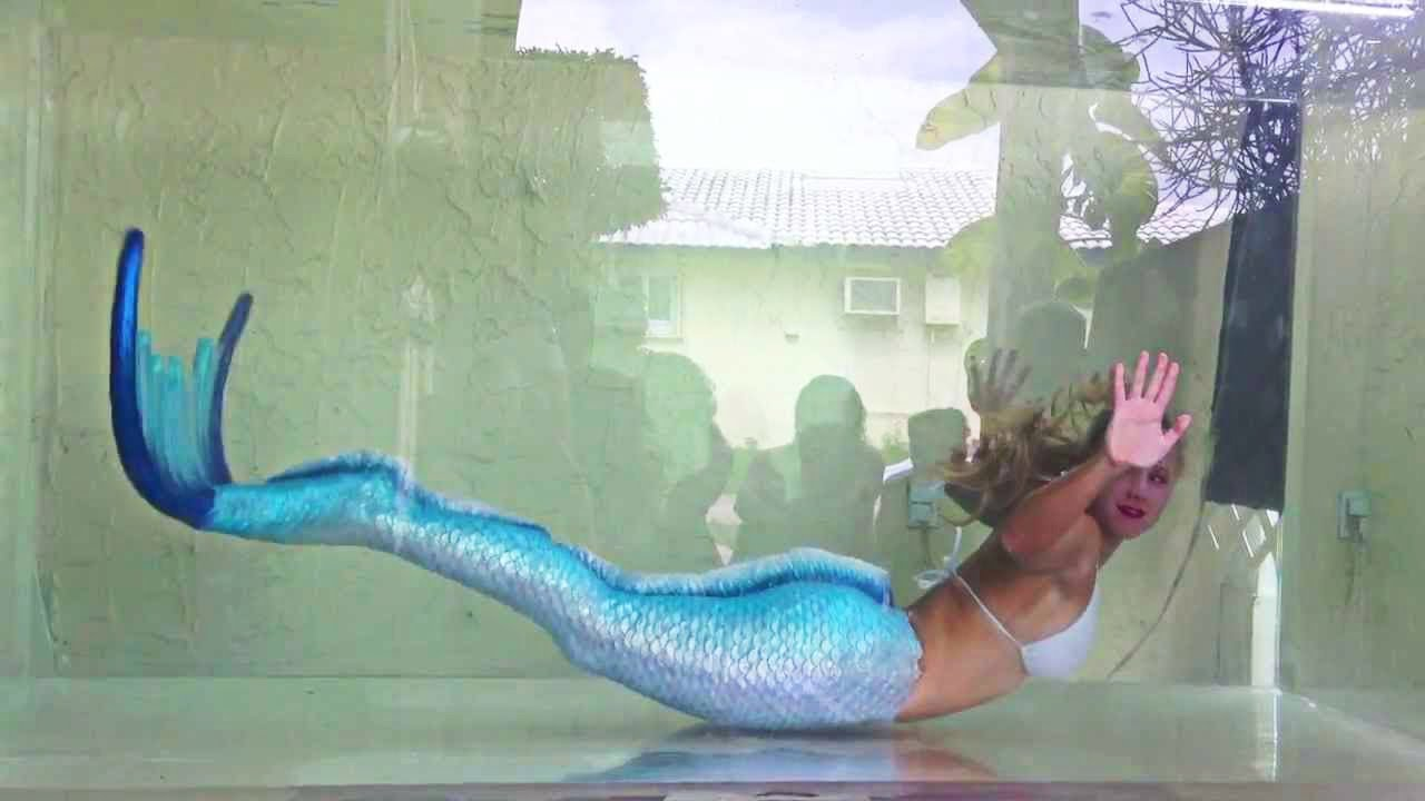 She Caught a Real Life Mermaid... Then This Happens...