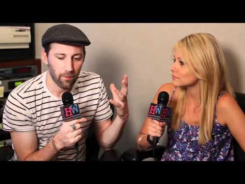 Mat Kearney Interview Inside Rick Dees' Studio