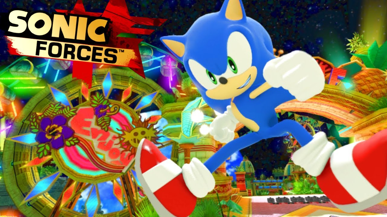 Sonic Colors Forces Ultimate!