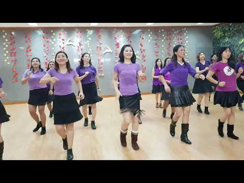 ANDO BUSCANDO/LINE DANCE/GDC MERAUKE PAPUA (INA)