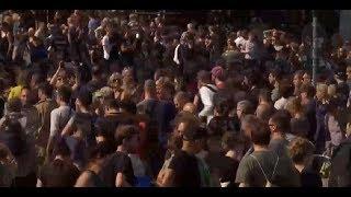 Live: G20 PROTEST HAMBURG (DAY2) & PRESIDENT TRUMP SPEECH G20 GERMANY 7/7/17
