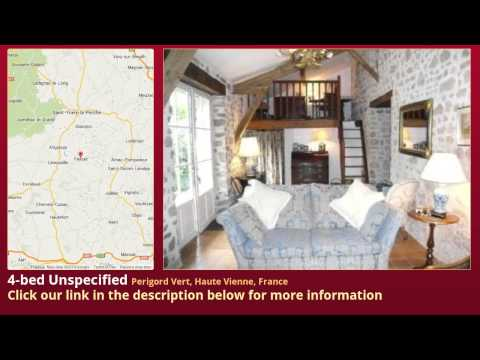 4-bed Unspecified for Sale in Perigord Vert, Haute Vienne, France on frenchlife.biz