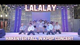 SUNMI(선미) _ LALALAY(날라리) VOCAL DANCE COVER @2019 FALL IN KPOP CONCERT