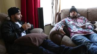 Badmans World 2 | Relatives Back Home | Humza Productions