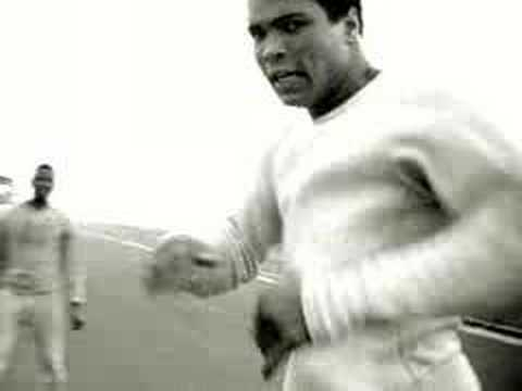 Apple Ad: Think Different Muhammad Ali