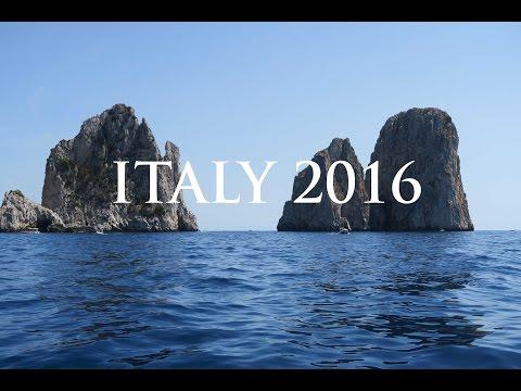 Rome to Amalfi Coast - Positano