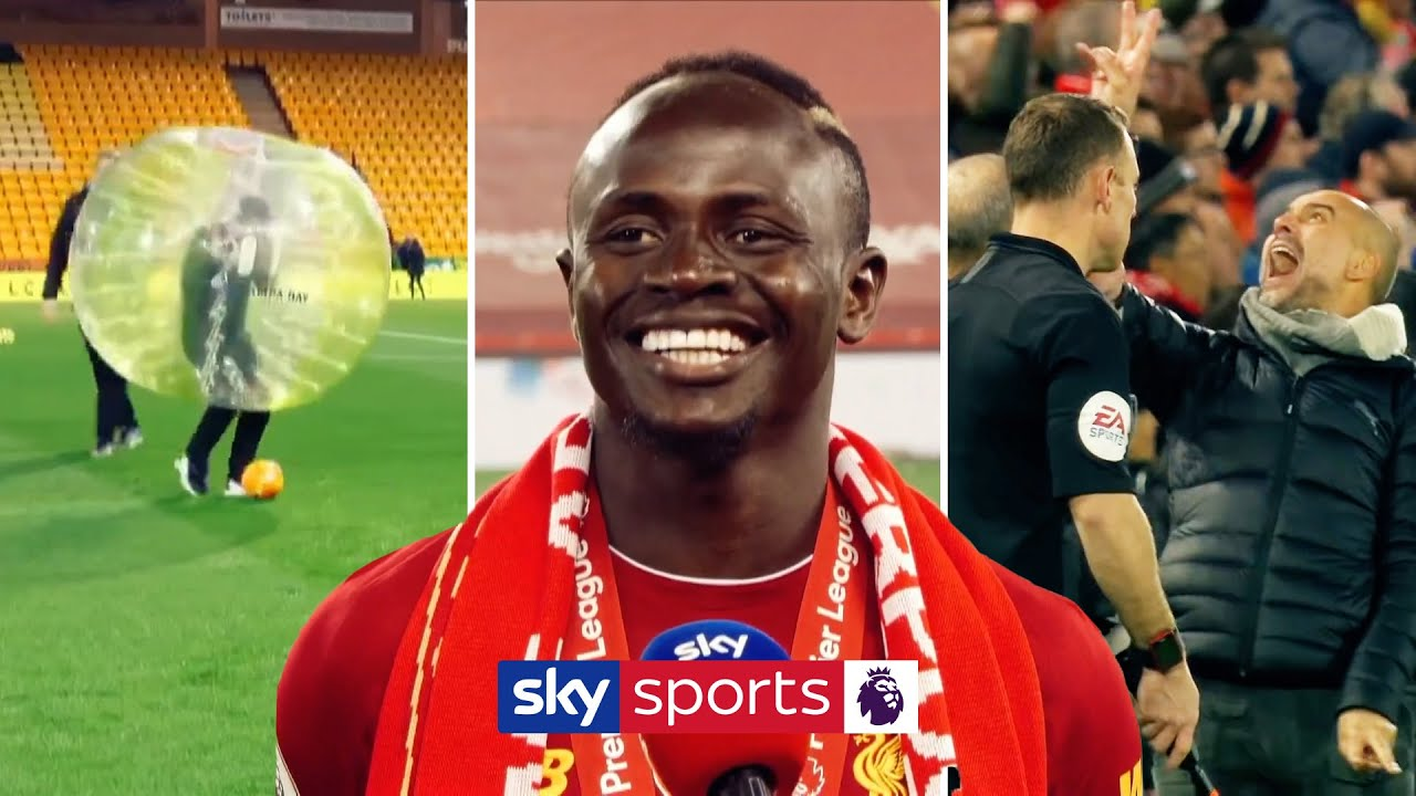 The BEST moments of the 2019/20 Premier League season on Sky Sports!