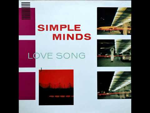 SIMPLE MINDS 1985  Love Song mp3 pm