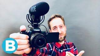 Is de Canon M50 écht de beste VLOGCAMERA die je kan kopen?