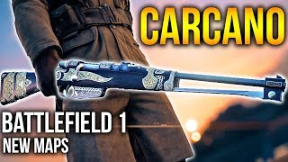One of Stodeh's most viewed videos: CARCANO = 1895 TRENCH UPGRADE Battlefield 1
