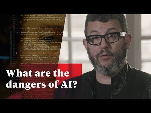 What are the real dangers of Artificial Intelligence? Adam Greenfield responds