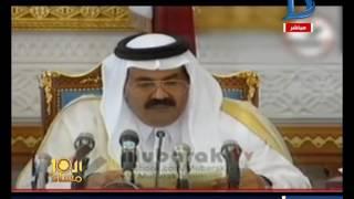 العاشرة مساء| وائل الإبراشي تعليقاً على وفاة أمير قطر الأسبق : بيتظاهر بالحزن ونسي انقلابه عليه