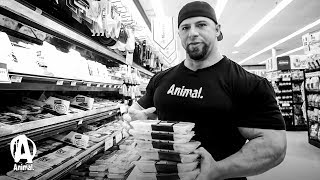 Food Shopping & Prep Without A Budget | IFBB Pro John Jewett