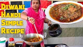 Diwani Handi Recipe On Street Food Zaika | Mutton Gravy recipe | Non veg Gravy recipe