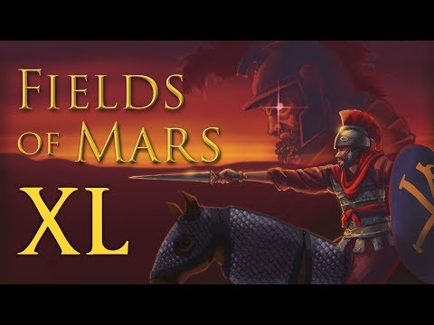 Fields of Mars #40 | Storms Against Rock | TW Attila Roman Britain NLP