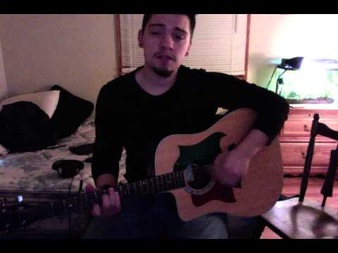 """I Will Follow You Into The Dark""- Acoustic Cover by Joey Stone"
