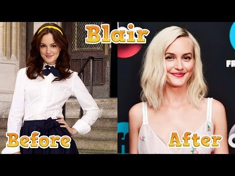 Gossip Girl Cast - Before And After [FULL]